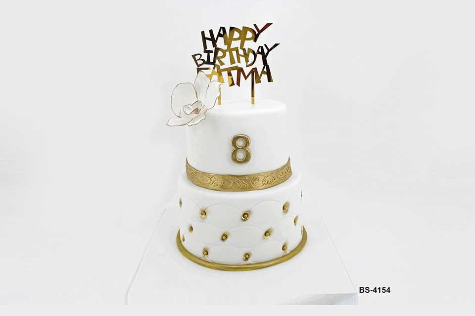Strange Girls 8Th Birthday Cake Bee Sweet Uae Best Cakes Personalised Birthday Cards Veneteletsinfo