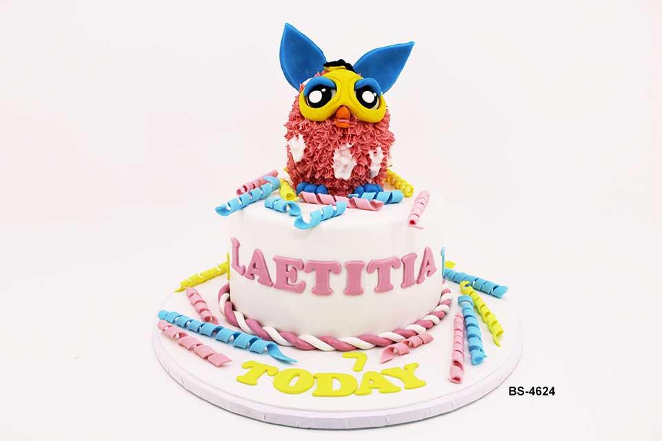 Astounding Best Owl Birthday Cake Bs 4624 Bee Sweet Uae Funny Birthday Cards Online Amentibdeldamsfinfo
