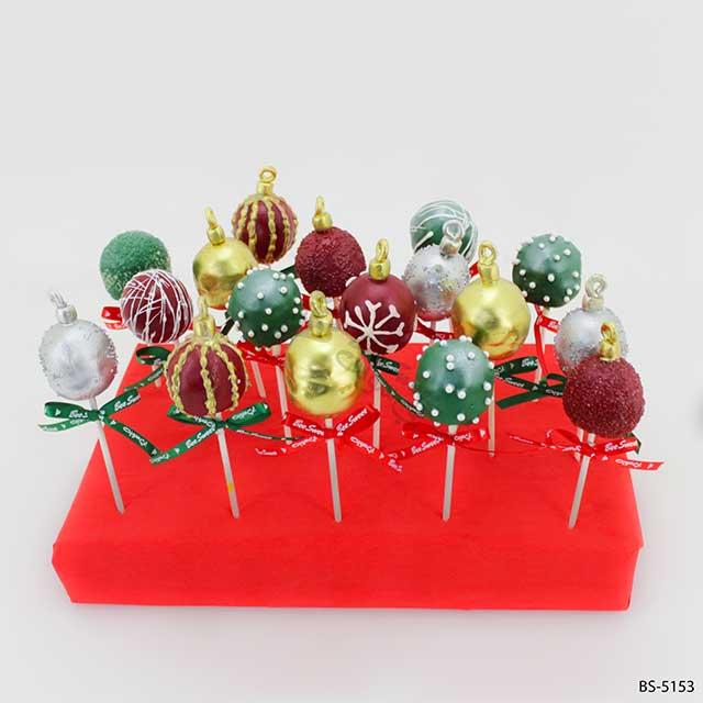 Christmas Cake Pops.Christmas Cake Pops Bs 5153